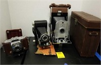 Collection of Vintage and Newer Cameras Online Auction