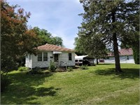 1622 HARRISON St . GALESBURG, IL Online Only Auction