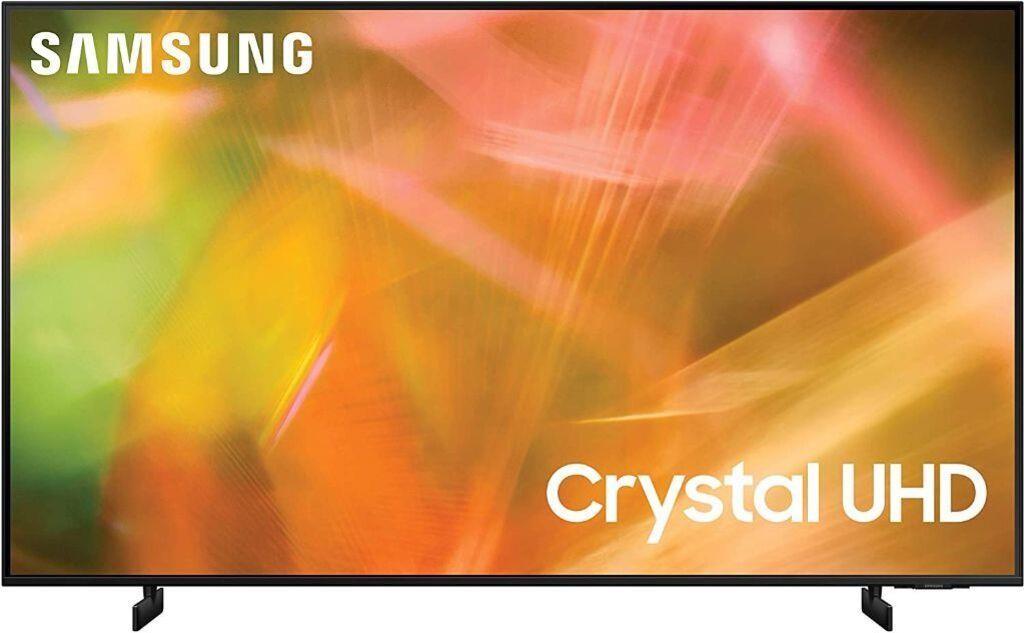 SAMSUNG 85-Inch Class Crystal UHD AU8000 Series