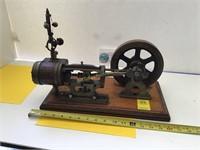 Antique Miniature Steam Engine