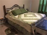 King Dual Adjustable Bed