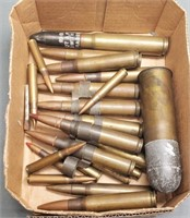 US Military Cartridges & Ordinance