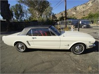 Mint 1964 1/2 Ford Mustang Collectors Car
