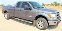 Lot 5001,  2013 Ford F-150 Pickup - Absentee bidding available on this item.  Click catalog tab for more pics, video & info.