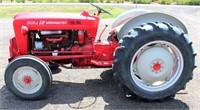 Lot 5011, 1958 Ford 640 Ford Workmaster Tractor  - Absentee bidding available on this item.  Click catalog tab for more pics, video & info.