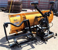 Lot 5013, Meyer Snow Plow  - Absentee bidding available on this item.  Click catalog tab for more pics, video & info.