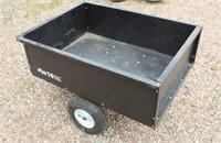 Blue Hawk Garden Cart