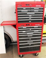 Craftsman Tool Cabinet on Casters