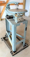 Delta Scroll Saw on Stand w/Casters