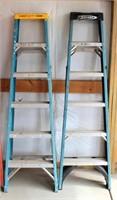(2) Step Ladders
