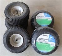 Lawn/Garden Tractor Wheels