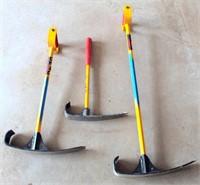 Carpentry Tools - Crow Bars w/Handles