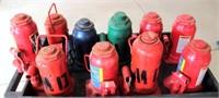 Bottle Jacks (various sizes)