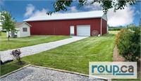 REMODELLED RESIDENCE HOBBY FARM + 60 x 40 WORKSHOP