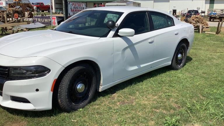 2017 Dodge Charger  Police car
