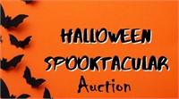 Halloween Spooktacular Auction!!! 9/25/21