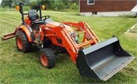 Tractors * Farm Machinery * Tools * General Merchandise