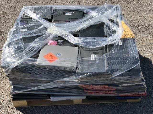 Electronic Surplus - Aprx (210) Tablets / Laptops