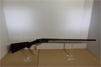 ITHACA, DOUBLE BARREL 16 GA. BREAK ACTION SHOTGUN