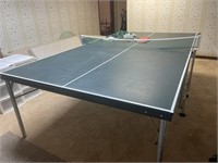 Folding Ping pong table 60w109L30t