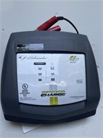 Speed charge six amp 12 V charger appears new