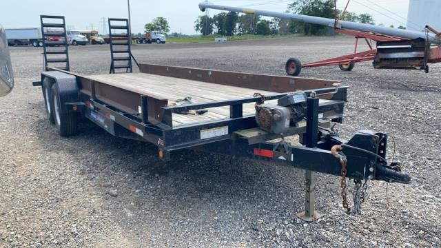 2011 Sure Trac 20 Ft. Trailer (6Ft 6In. Wide)