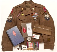 First Special Service Force Uniform Grouping