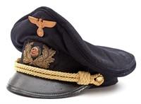 SA Marine Officer's Visor Cap