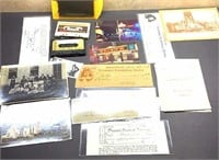 Collection of Lebanon, KY History, Tin-Types, Postcards