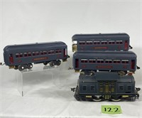 Roberts Train Collection Online Auction