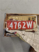 728 - License Plate Auction