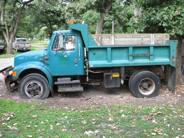 Hancock County Conservation Equipment Auction