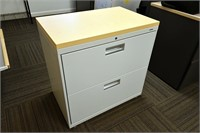 {each}Hon 2-Drawer Lateral File Cabinet