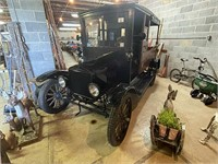 Classic Cars, Tools & Parts Online Auction Boyertown PA 10/2