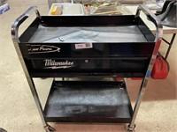 Blue Point Milwaukee Tool Cart Locking Drawer