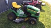 John Deere LA115 Lawn Mower******