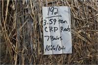 Hay, Bedding, Firewood #36 (9/8/2021)