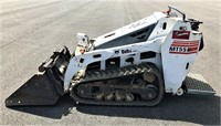 2007 Bobcat MT55 Stand-On Skidloader