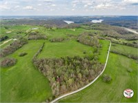 410+/- Farm in Tracts • Breathtaking Lake Views • Marketable