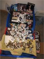 IMOB AUCTIONS Estate Sports Mem, Cards, Art collectibles etc