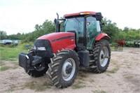 IH Case Maxxum Pro 140 Diesel Tractor