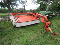 Kuhn FC 302 Mower/Conditioner Windrower