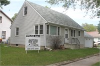 Online Only Real Estate Auction - Mason City, Iowa