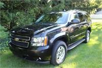 2009 Chevrolet Tahoe LT Online Auction