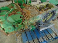 New Generation John Deere Parts and Tractor Auction