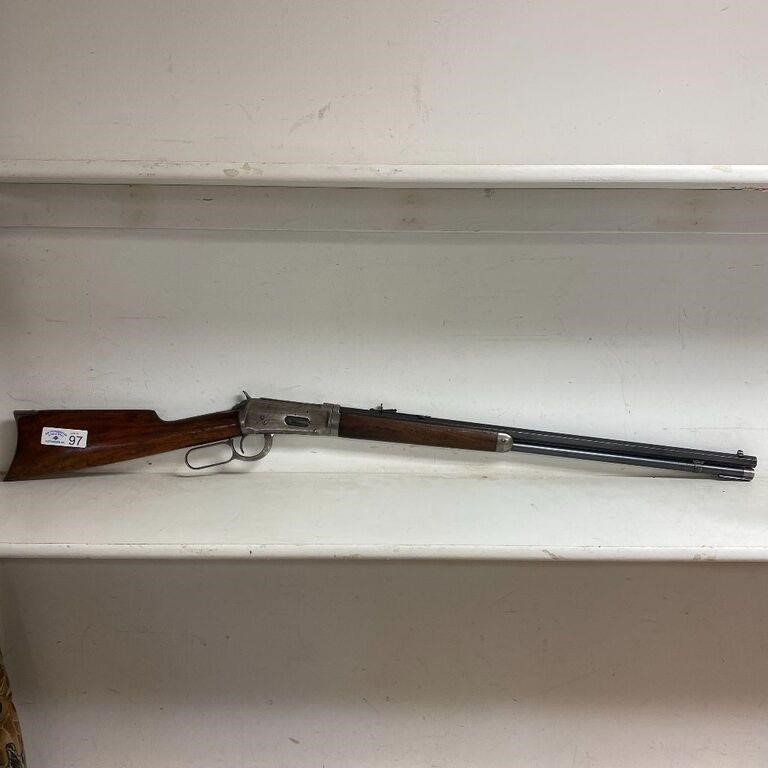 Winchester Model 1894 Lever-Action Rifle  38-55