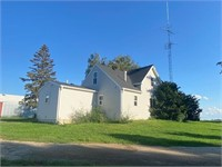 Online Only Real Estate Auction - Buffalo Center, Iowa