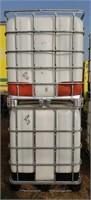 2--250 Gallon Poly Totes