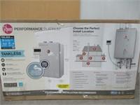 Rheem Water Heater - Performance Platinum