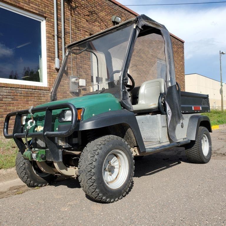 2005 ClubCar XRT1500 4x4 Diesel